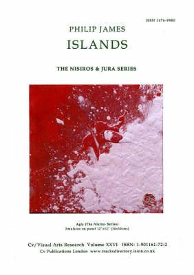 Islands: The Nisiros and Jura Series - Panel Paintings from Philip James Studio