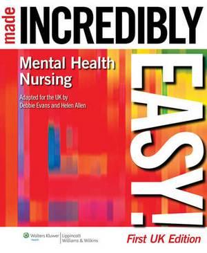 Mental Health Nursing Made Incredibly Easy!