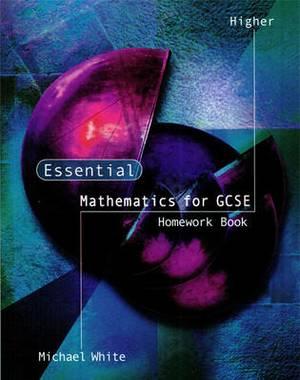 Higher GCSE Maths Homework Book: Higher Homework