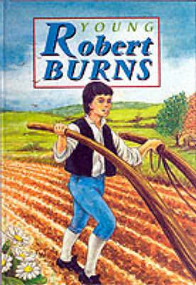 Young Robert Burns
