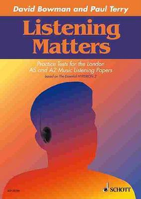 Listening Matters: Practice Tests for the London as and A2 Music Listening Papers Based on 'the Essential Hyperion 2'