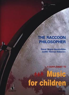 The Raccoon Philosopher: For Voice and Orff Instruments - Performance Score
