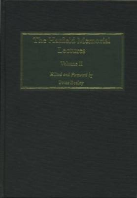 The Hatfield Lectures: v. 2