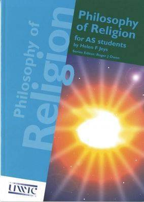 Philosophy of Religion for AS Students