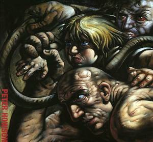 Peter Howson: The Third Step
