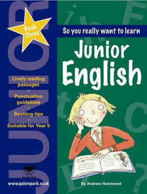 Junior English: Book 3
