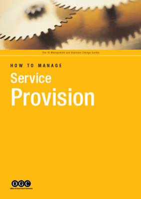 How to Manage Service Provision
