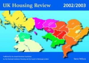 UK Housing Review: 2002/2003