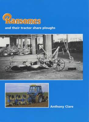 Ransomes and Their Tractor Share Ploughs