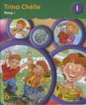 Bualadh Bos - Trina Cheile: 1st Class Pupil's Book