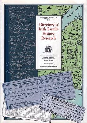 Directory of Irish Family History Research 2001