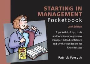 Starting in Management Pocketbook