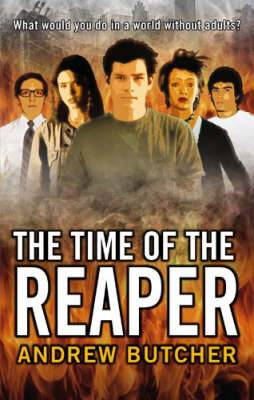 The Time Of The Reaper: Number 1 in series