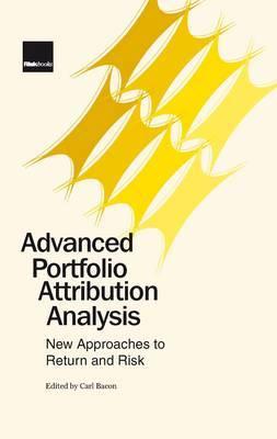 Advanced Portfolio Attribution Analysis