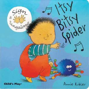 Itsy, Bitsy Spider: American Sign Language