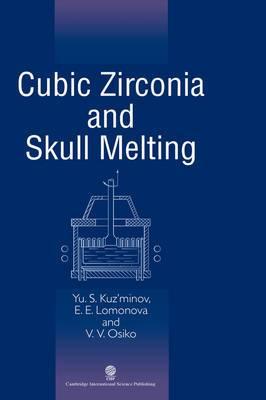 Cubic Zirconia and Skull Melting