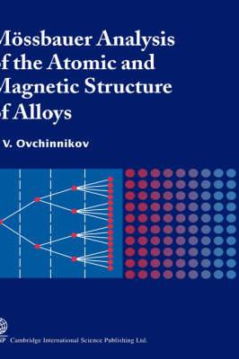 Mossbauer Analysis of the Atom and Magnetic Structure of Alloys