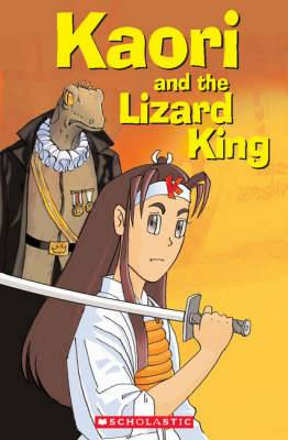 Kaori and the Lizard King plus Audio CD