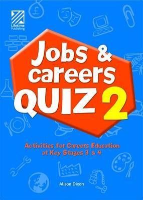 Jobs and Careers Quiz: Activities for Careers Education