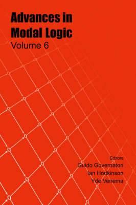 Advances in Modal Logic: v. 6
