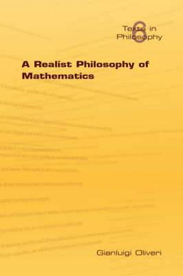 A Realist Philosophy of Mathematics