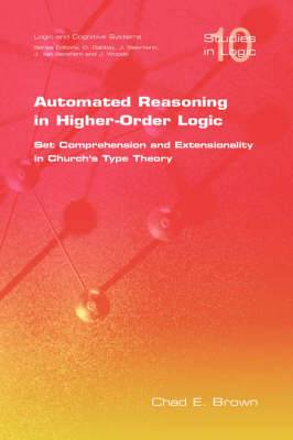 Automated Reasoning in Higher-order Logic: Set Comprehension and Extensionality in Church's Type Theory