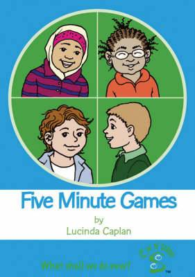 5 Minute Games: What Shall We Do Now?