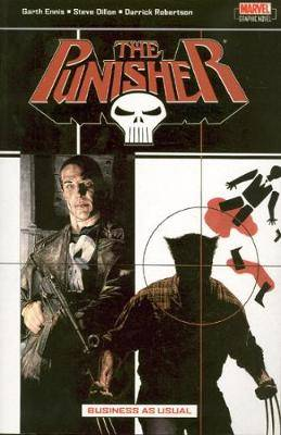 Punisher: Vol. 3: Business as Usual