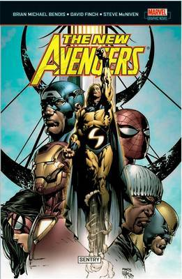 The The New Avengers: Vol. 2: New Avengers Vol.2: The Sentry Sentry