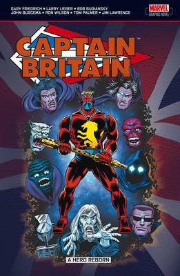 Captain Britain: v. 2: Hero Reborn