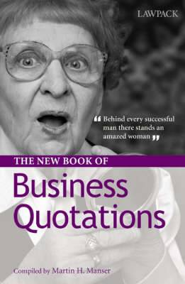 The New Book of Business Quotations