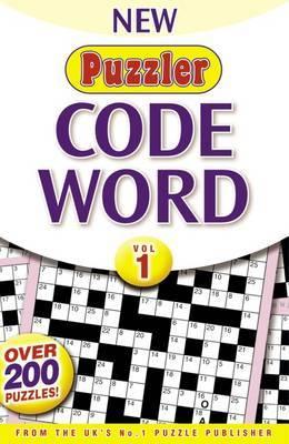 Puzzler Code Word: Vol. 1
