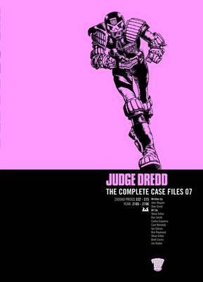 Judge Dredd: v. 7: Complete Case Files