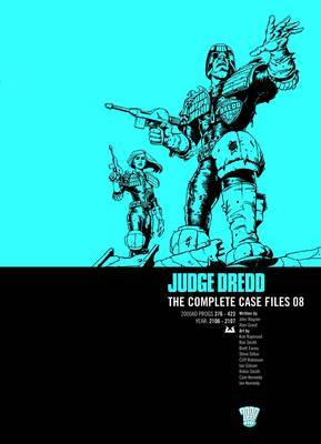 Judge Dredd: v. 8: Complete Case Files