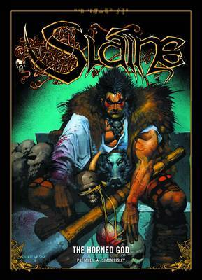 Slaine: the Horned God: Kiss His Axe!