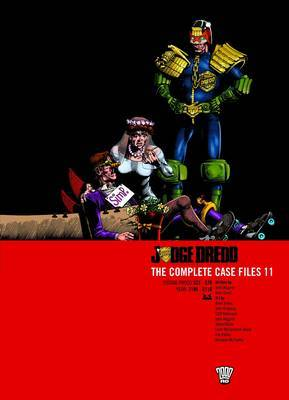 Judge Dredd: Volume 11: Complete Case Files