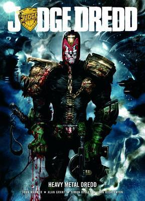 Judge Dredd: The Complete Heavy Metal Dredd