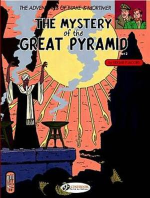 The Adventures of Blake and Mortimer: v. 3: Mystery of the Great Pyramid, Part 2