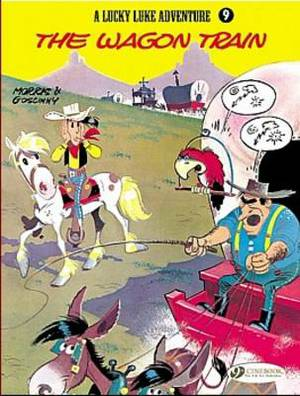 Lucky Luke: v. 9: Wagon Train