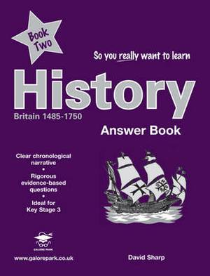 So You Really Want to Learn History Book 2 Answers