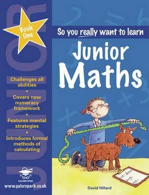 Junior Maths: Book 1