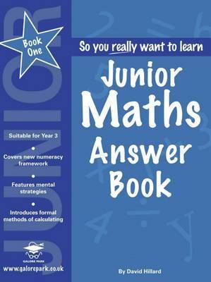 Junior Maths: Book 1: Answers
