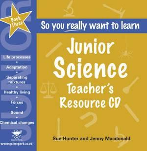 Junior Science: Bk. 3: Teacher's Resource