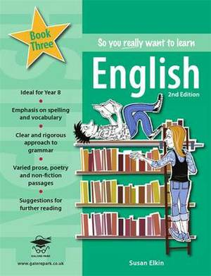 So You Really Want to Learn English: Book 3