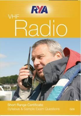 RYA VHF Radio Short Range Syllabus