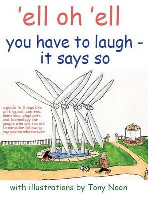 Ell Oh Ell: You Have to Laugh - It Says So