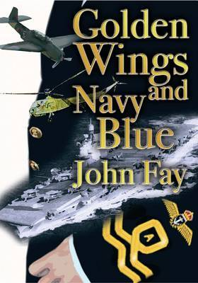 Golden Wings and Navy Blue