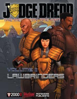 Judge Dredd: The Mega-city One Archives: v. 2: Lawbringers