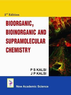 Bioorganic, Bioinorganic and Supramolecular Chemistry