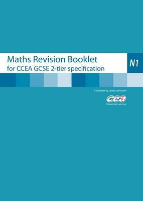 Maths Revision Booklet N1